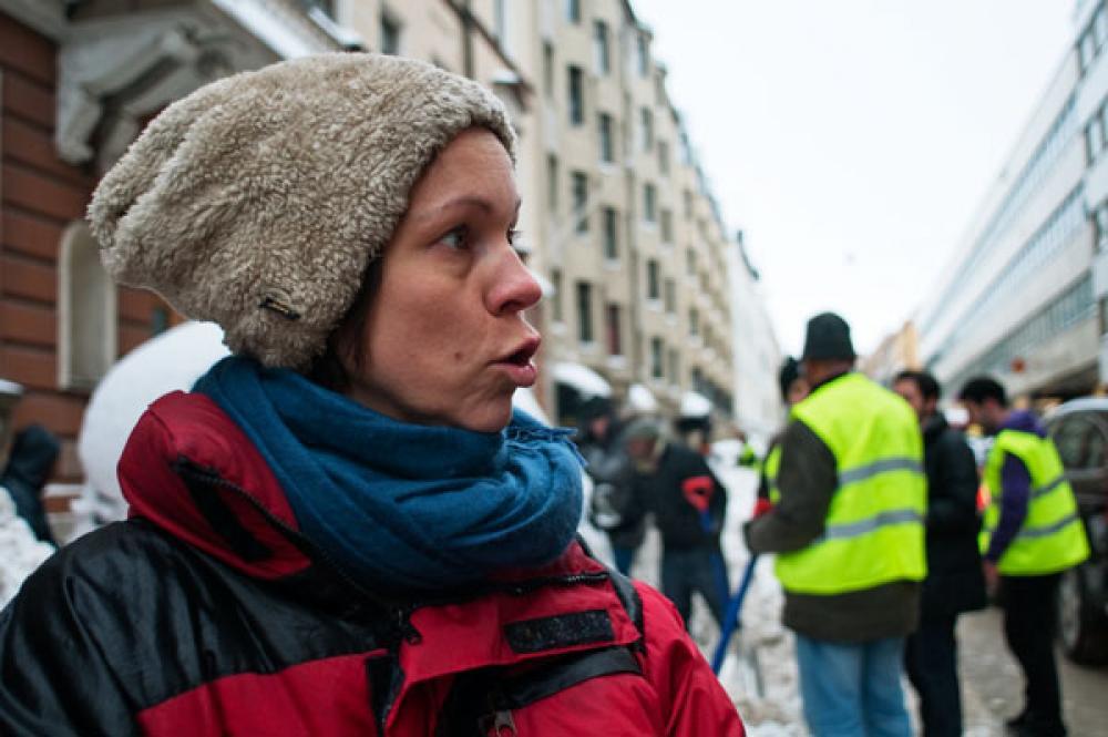 Pauliina Seppälä.