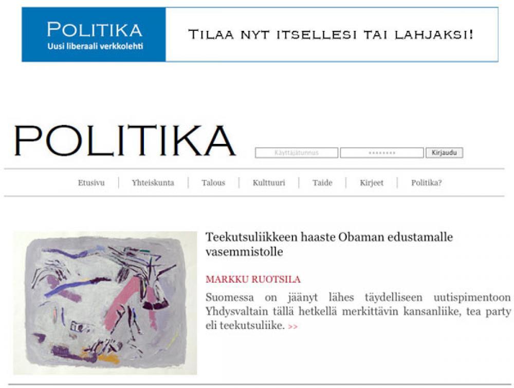 Politika-verkkolehti.