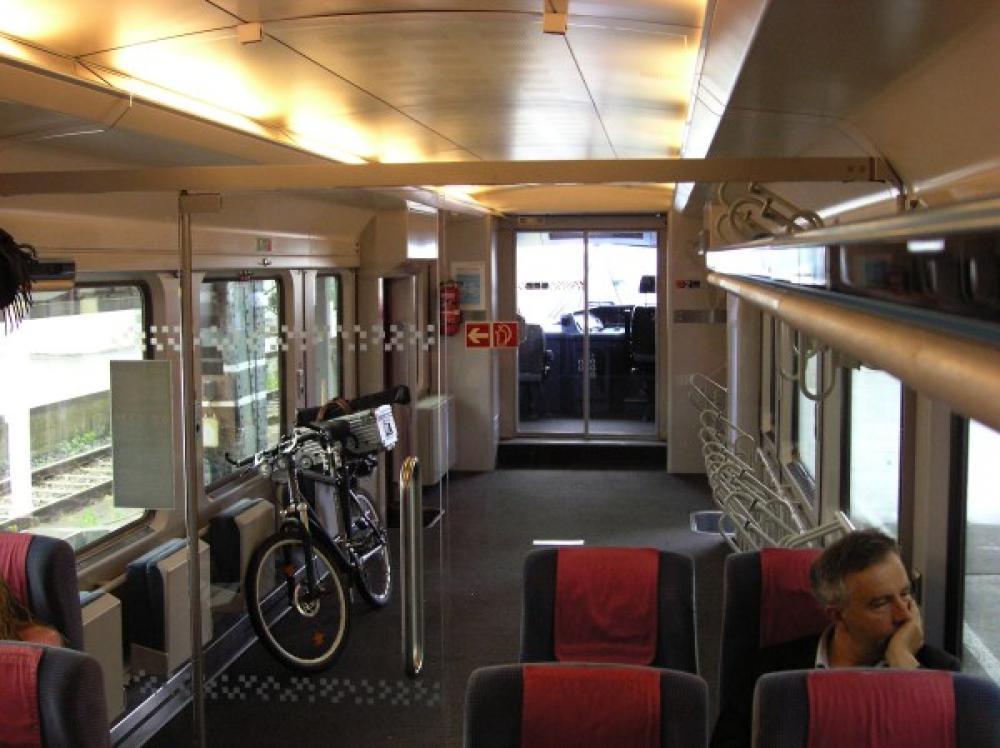 Saksalainen juna.