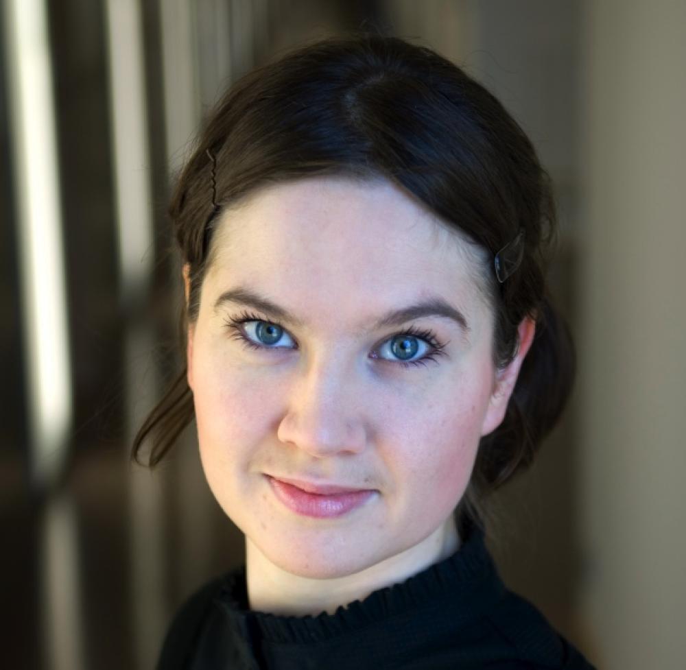 Johanna Sumuvuori.