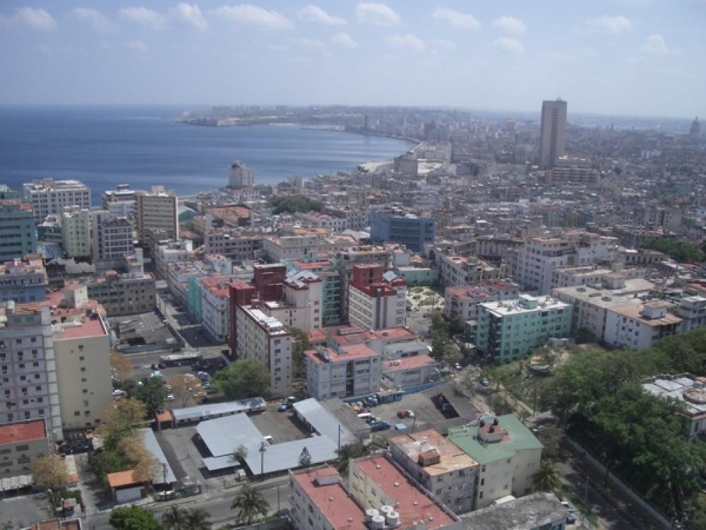Kuuban pääkaupunki, Havanna.