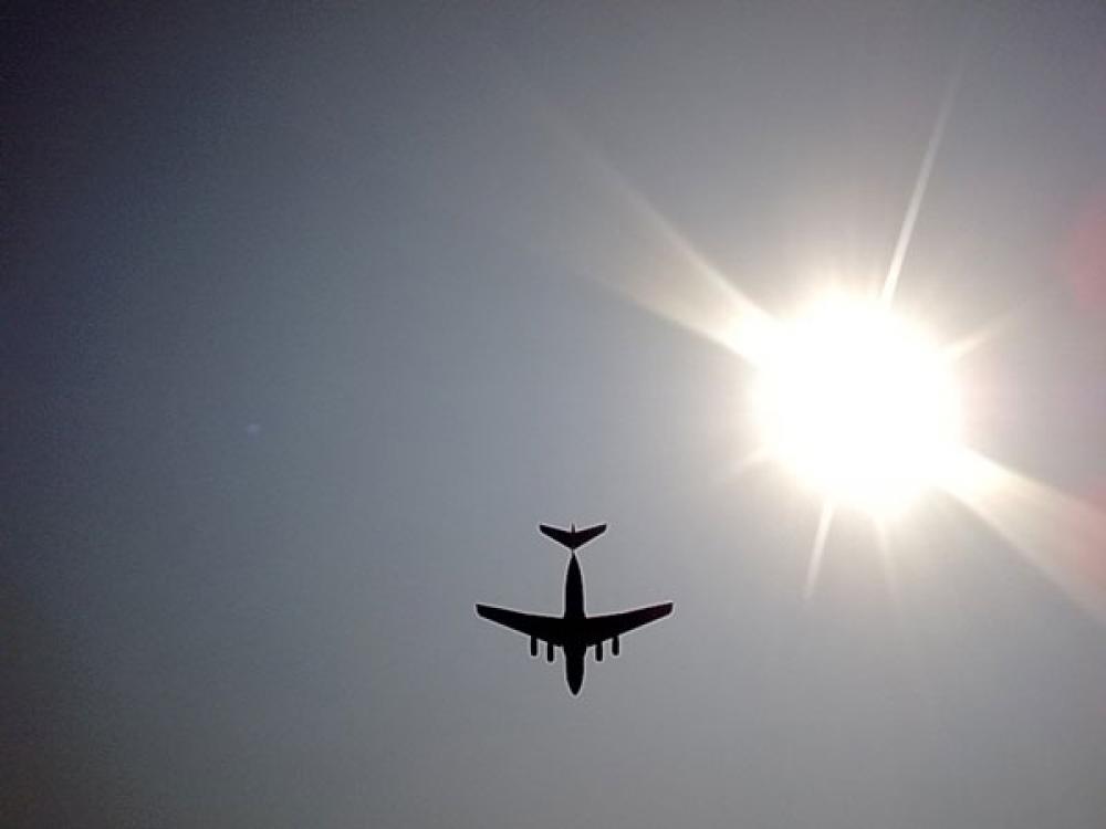 Lentokone.
