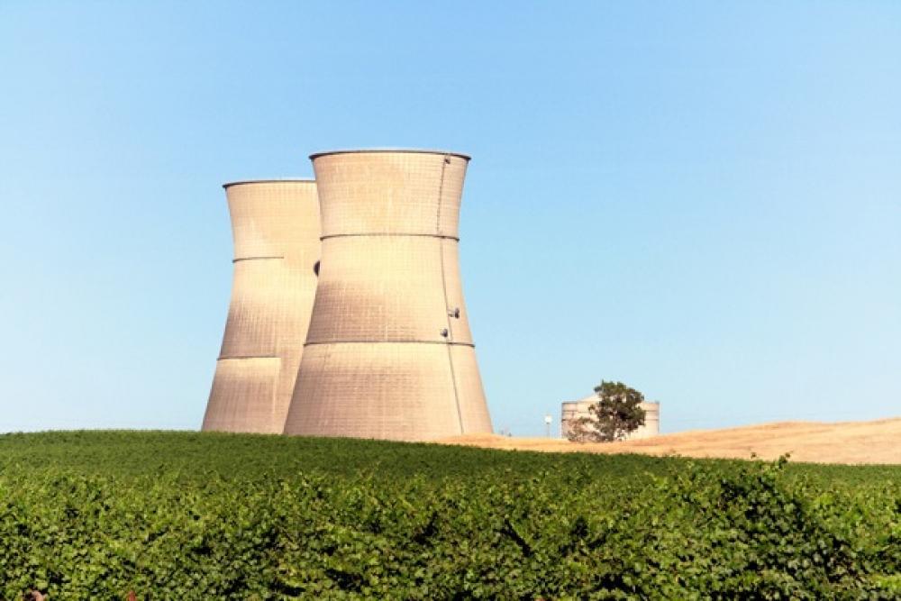 Ydinvoimaa.