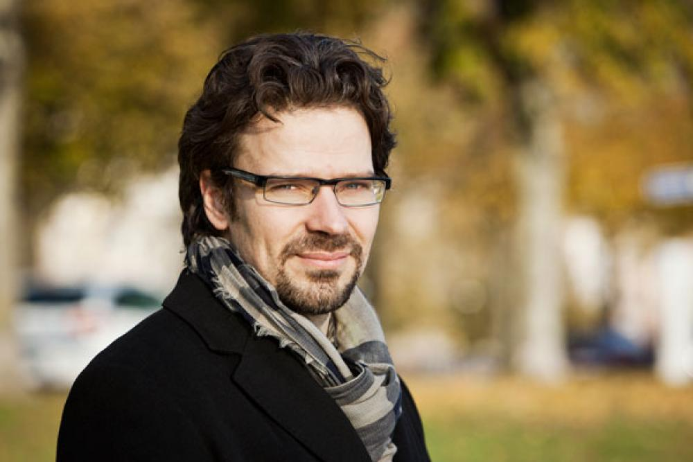 Ville Niinistö.