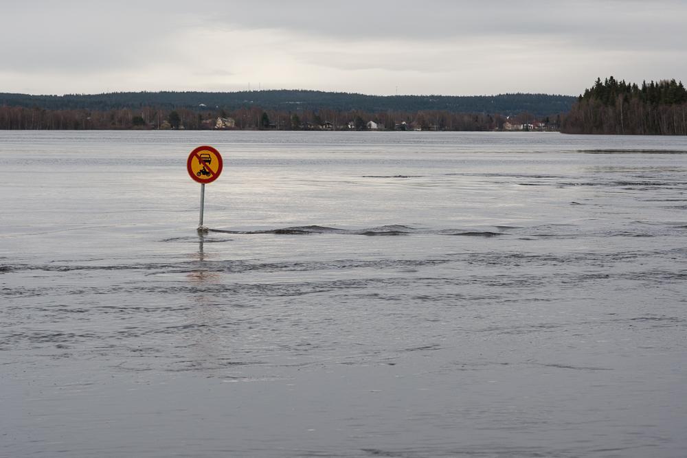 Rovaniemen tulva 2012