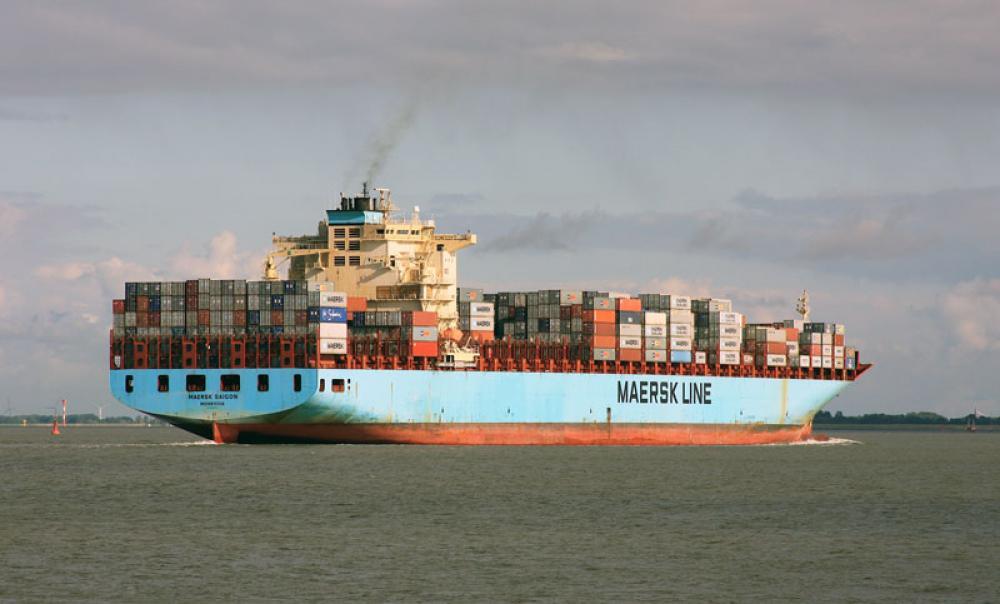 Maersk Saigon -rahtilaiva