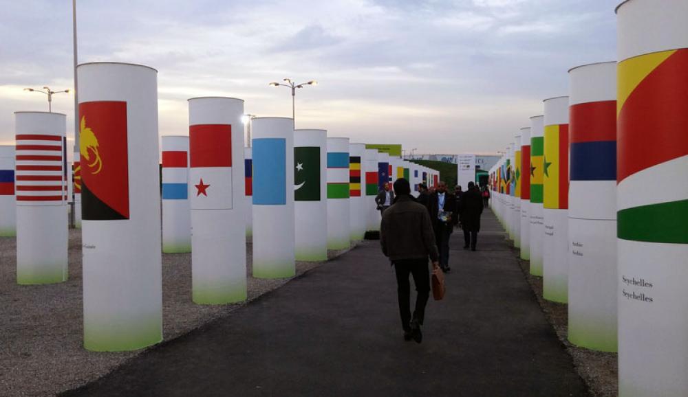 Pariisin ilmastokokous