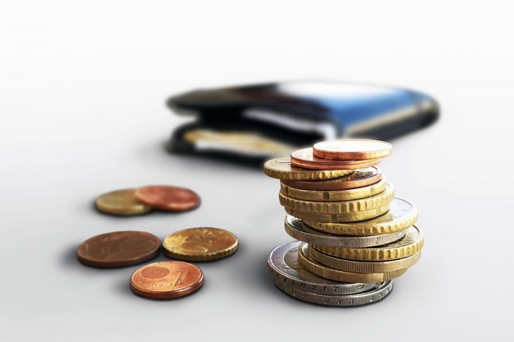 Rahaa ja lompakko