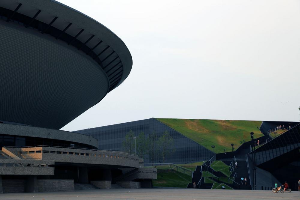 Katowicen Spodek-areena