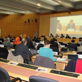 IPCC:n kokous tammikuussa 2015