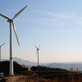 Tuulivoimaa Kiinassa