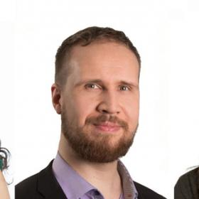 Emma Kari, Touko Aalto ja Outi Alanko-Kahiluoto