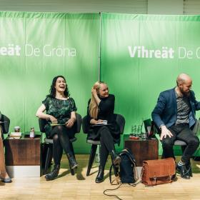 Vihreät puheenjohtajaehdokkaat