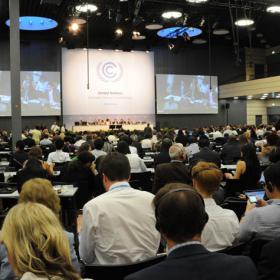 YK:n ilmastoneuvottelut Bonnissa