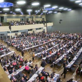 Ilmastoneuvottelut Bonnissa.