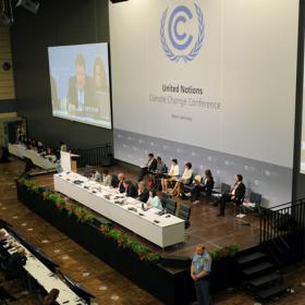 Ilmastoneuvottelut Bonnissa